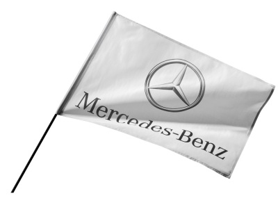 Флаг Mercedes-Benz Small Flag
