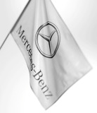 Флаг Mercedes-Benz Small Flag, артикул B67996029