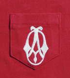 Женское поло Opel Women´s Polo red - Opel historic logo (Casual Line), артикул 1840481