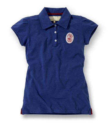 Женская футболка Opel Ladies polo shirt, short sleeve