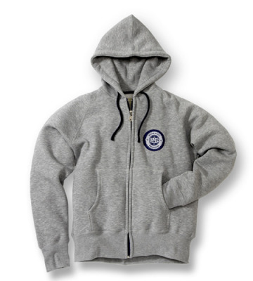 Мужская толстовка Opel Mens hooded jacket (Casual Line)