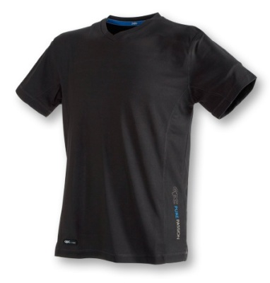 Футболка Opel OPC V-neck T-shirt in tech-fabric