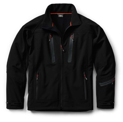 Мужская куртка Audi Men's Softshell Jacket Black