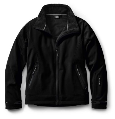 Женская куртка Audi Women's Softshell Jacket Black