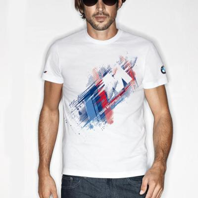 Мужская футболка BMW Men's Motorsport Graphic T-Shirt
