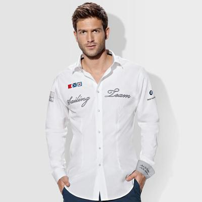 Мужская рубашка BMW Men's Sailing Editions Shirt