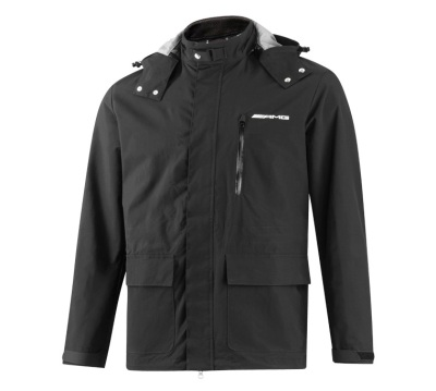 Мужская ветровка Mercedes Men's Windcheater Jacket, AMG