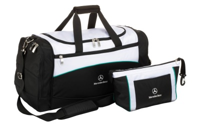 Спортивная сумка Mercedes-Benz Motorsport Sports Bag