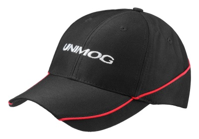 Бейсболка Mercedes Unimog Cap, Black