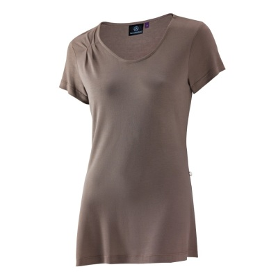 Женский топ Mercedes Women's Top Taupe