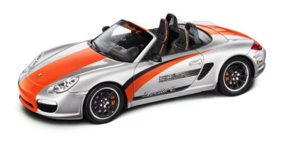 Модель автомобиля Porsche 987 Boxter E, Ltd. Edition, Scale 1:43