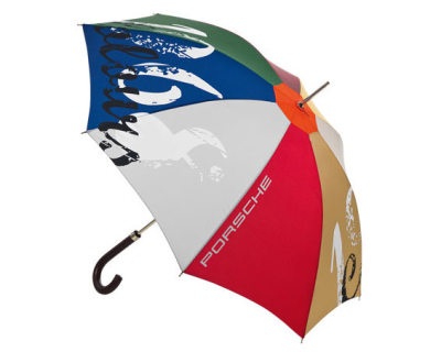 Зонт трость Porsche Umbrella, Colored, 2012