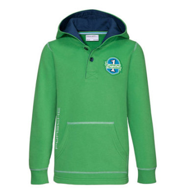 Детская куртка Porsche Boy's Sports Jacket, Green