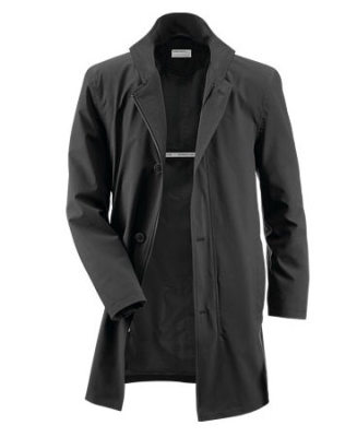 Мужская демисезонная куртка Porsche Men's Semiseason Jacket, Black