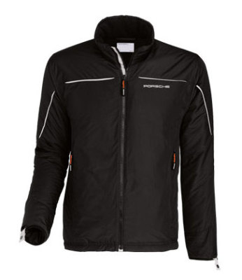 Мужская куртка Porsche Men's Primaloft Jacket, Black