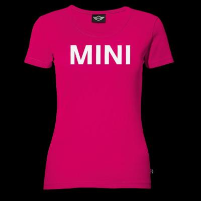 Женская футболка Mini Ladies' Wordmark T-Shirt, Pink
