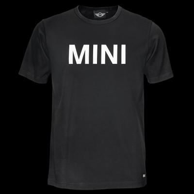 Мужская футболка Mini Men's Wordmark T-Shirt, Black