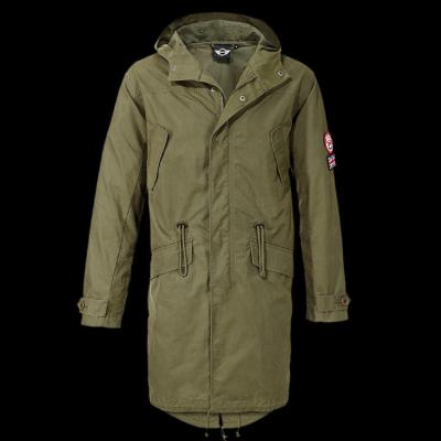 Плащ парка унисекс Mini 50 Years Unisex Parka