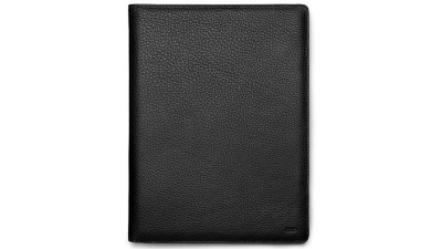 Кожаная папка Audi Leather folder, black
