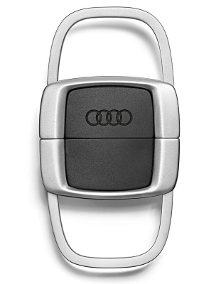 Брелок Audi Metal key ring, divisible