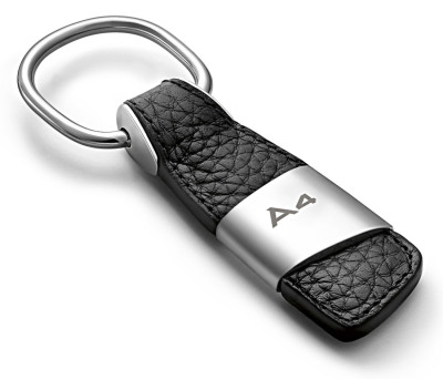 Брелок Audi A4 Key ring leather