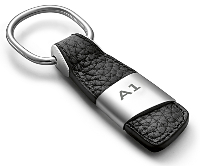 Брелок Audi A1 Key ring leather