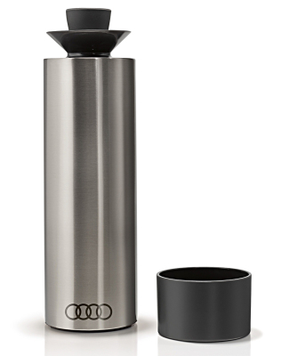 Термос Audi Vacuum bottle, stainless steel