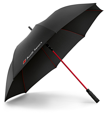 Зонт-трость Audi Sport umbrella, big, black
