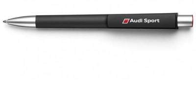 Пластиковая шариковая ручка Audi Sport Ballpoint pen, black