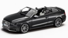 Модель автомобиля Audi RS5 Cabriolet, Scale 1:43, Daytona grey