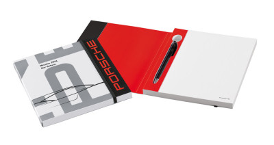 Блокнот Porsche Notebook – Racing Collection