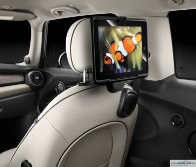 Держатель для Samsung Galaxy Tablet 3/4 для автомобиля MINI Travel And Comfort Tablet holders