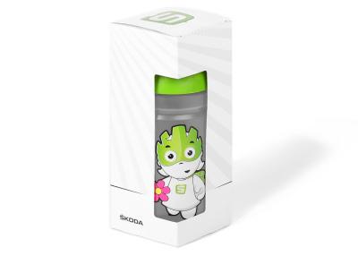 Бутылочка для напитков Skoda Children's drinking bottle – girl