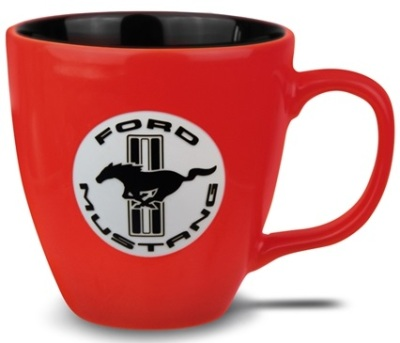 Чашка Ford Mustang Tasse rot