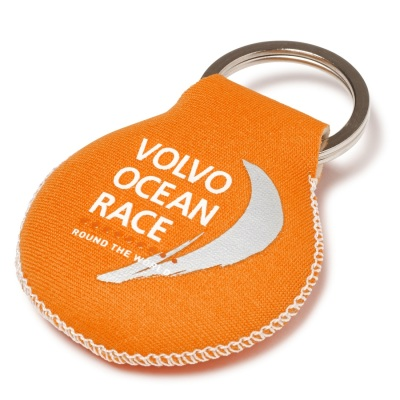 Плавающий брелок Volvo Floating Key Ring, Ocean Race, Orange