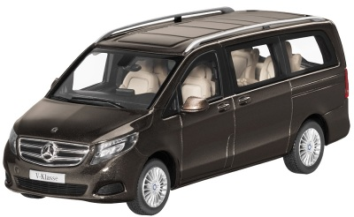 Модель автомобиля Mercedes V-Klasse 1/43 Brown