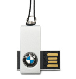 Флешка BMW на шнурке, USB Stick, 8Gb, артикул 80292288709