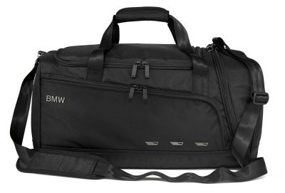 Спортивная сумка BMW Modern Style Sports Bag, Black