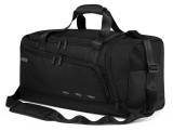 Спортивная сумка BMW Modern Style Sports Bag, Black, артикул 80222365443