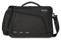 Сумка BMW Modern Messenger Bag, Black 2015