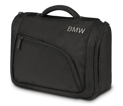 Косметичка BMW Modern Personal Care Bag, Black
