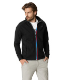 Мужская спортивная куртка BMW M Sweet Jacket, Men, Anthracite, артикул 80142358075