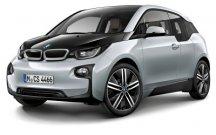Модель автомобиля BMW i3 (i01), 1:43 scale, Ionic Silver