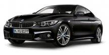 Модель автомобиля BMW 4 серии Купе (F32), 1:43 scale, Sapphire Black