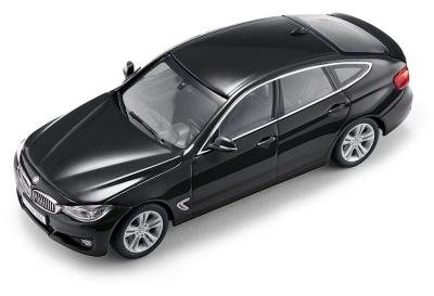 Модель автомобиля BMW 3 серии GT (F34), 1:43 scale, Sapphire Black