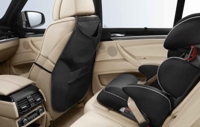 Защита спинки сидения BMW Seat Back Rest Protection Incl. Storage Pocket