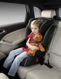 Детское автокресло Mercedes KidFix Child Seat, 13-36 kg, Limited Black, Without Isofix, артикул A00097038009H95
