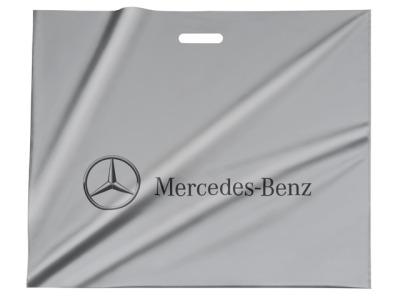 Большой полиэтиленовый пакет Mercedes