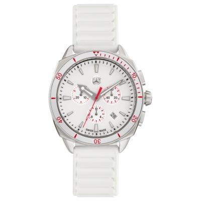 Женские наручные часы хронограф Mercedes Chronograp Damen, Sport Fashion