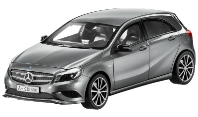 Модель Mercedes-Benz A-Class Mercedes-Benz Sport Equipment, Grey